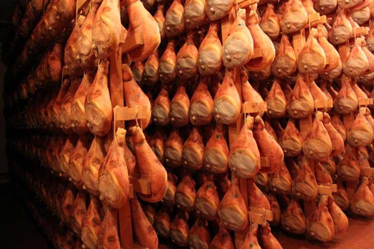 Prosciutto di Parma - La stagionatura