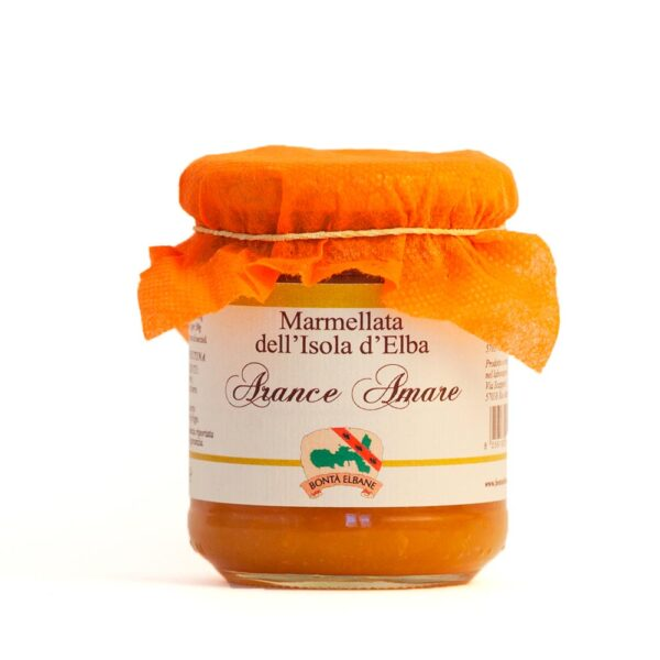 Confettura di Arance Amare - Bontà Elbane