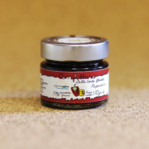 Confettura Peperoni - La Corte Ghiotta