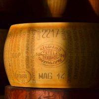 Forma Parmigiano Reggiano DOP - Caseificio Boselli