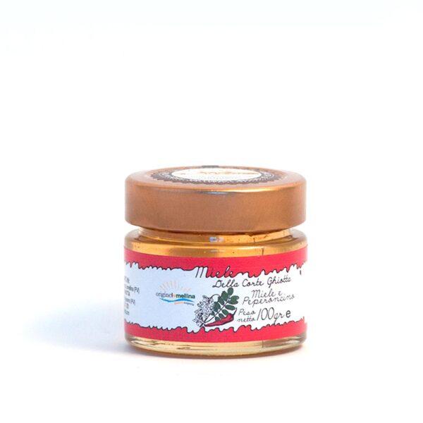 Miele di Acacia al Peperoncino - La Corte Ghiotta