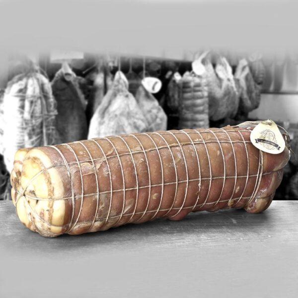 Pancetta Intera - Salumificio Squisito