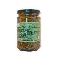 Filetti di Malanzana in Olio Extra-Vergine di Oliva - Piccapane