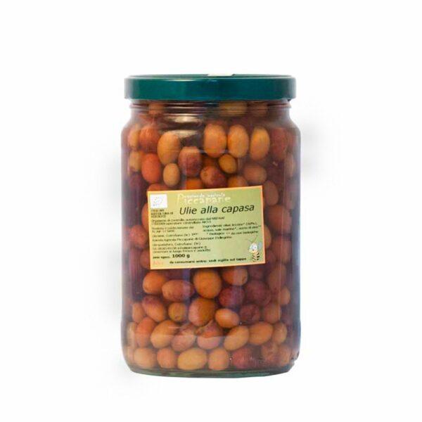 Olive in Salamoia - Piccapane