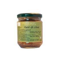 Paté di Olive 180 g - Piccapane