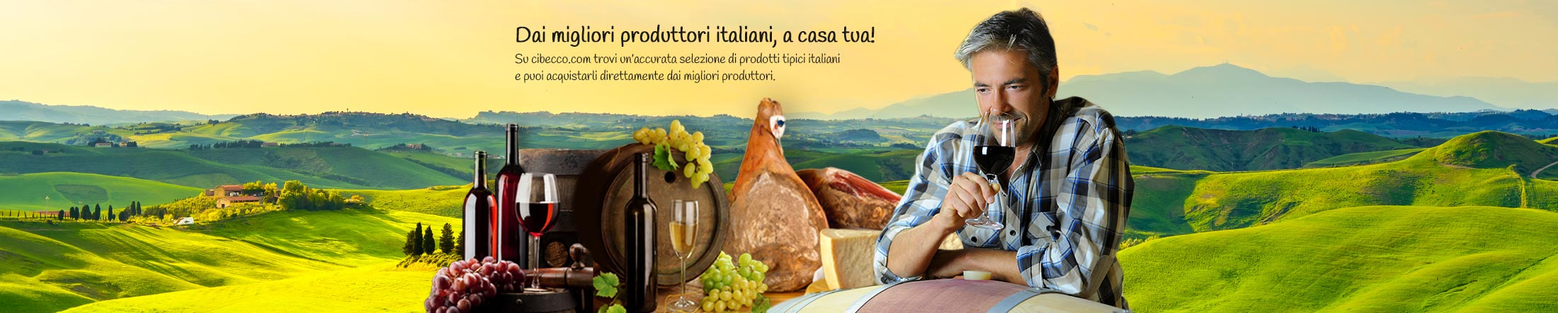 Acquista Online i Migliori Prodotti Tipici Italiani Direttamente dai Produttori