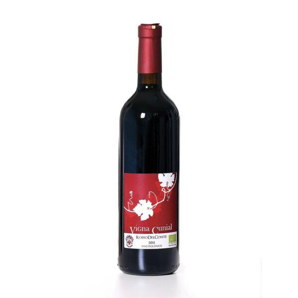 Rosso del Conte DOC - Vigna Cunial