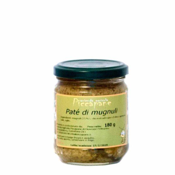 Paté di Mugnuli 180 g - Piccapane
