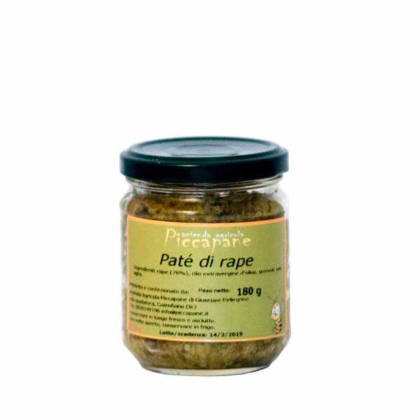 Paté di Rape 180 g - Piccapane