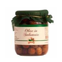 Olive in Salamoia Bontà Elbane