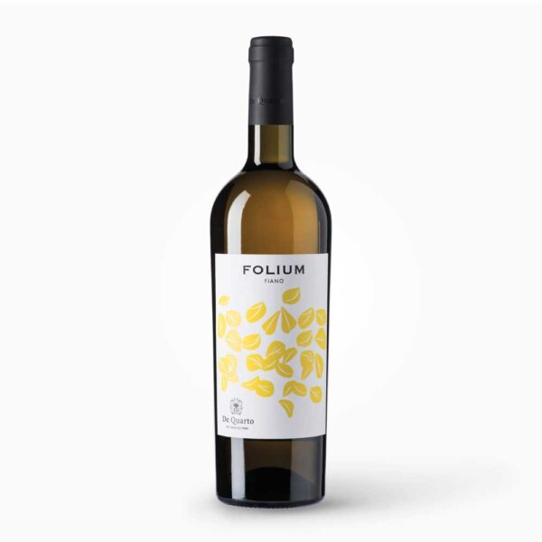Folium Fiano del Salento - De Quarto