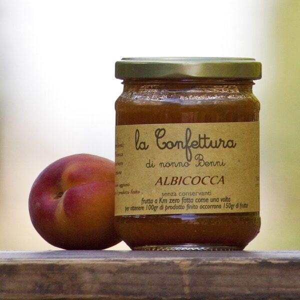 Confettura Albicocca Facchini Agricola