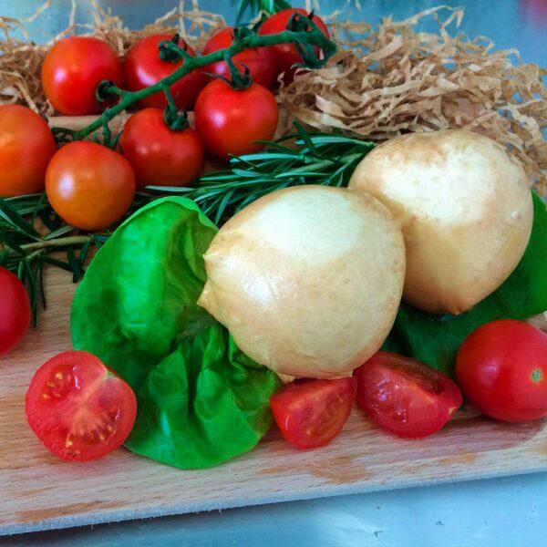 Mozzarella di Bufala Campana DOP Affumicata - Antico Demanio
