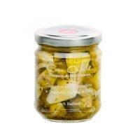 Carciofi alla contadina in olio extravergine di oliva - Oilalà
