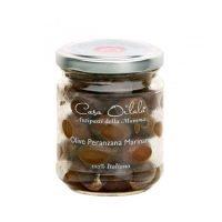 Olive Peranzana marinate condite 150gr - Oilalà