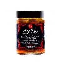 Peperoni in Olio Extravergine di Oliva - 300 g Oilalà