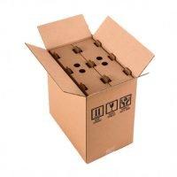 Scatola per 6 Bottiglie omologata UPS
