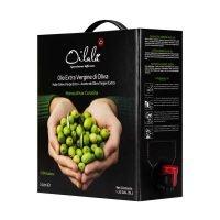 Olio Extravergine di Oliva Monocultivar Coratina Bag in Box - 5 l - Oialà