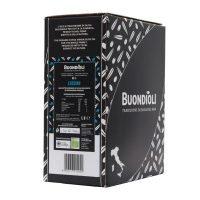 Bag in box Olio Extravergine di oliva biologico monocultivar leccino Buondioli